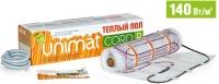 Теплый пол  UNIMAT CORD P 140-0,5-0,7